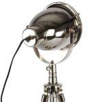 Tischlampe Aciera 77034 glänzend Chrom
