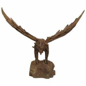 Adler Treibholz groß